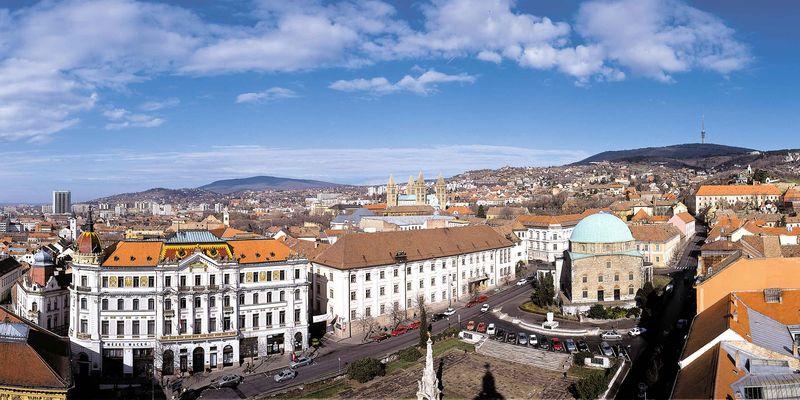 Költöztetés Pécs belvárosában